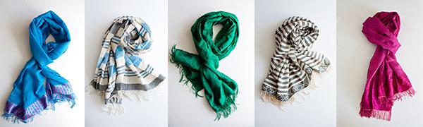 scarf-array