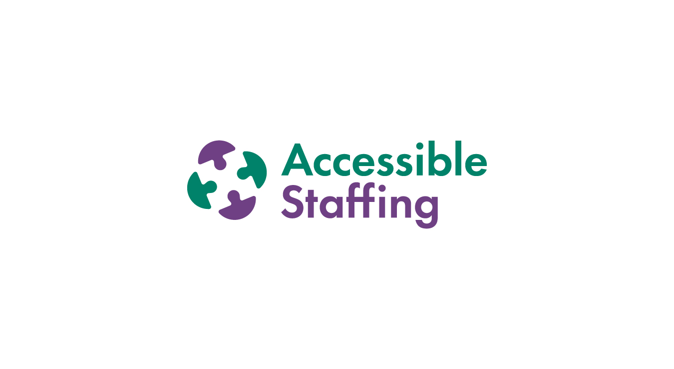 Accessible Staffing logo