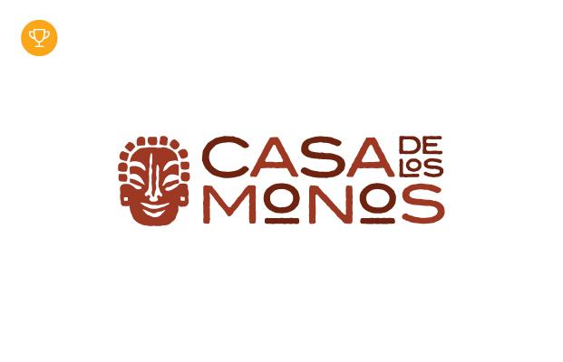 Casa de los Monos logo