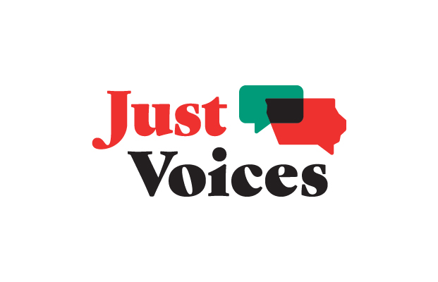 Just Voices logo