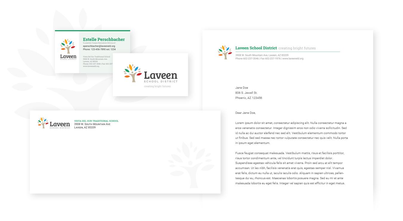 Laveen Slider branding