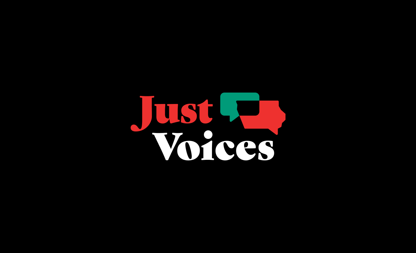 Justvoices logo